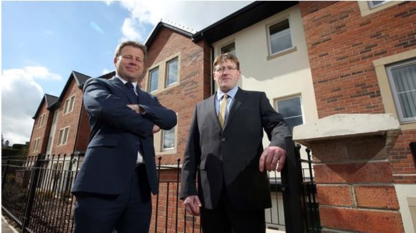 Major boost for Triangle Housing Association