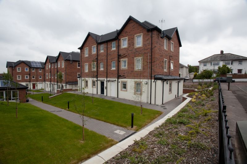 Social Housing Scheme of the Year winner at Holywood Road, Belfast