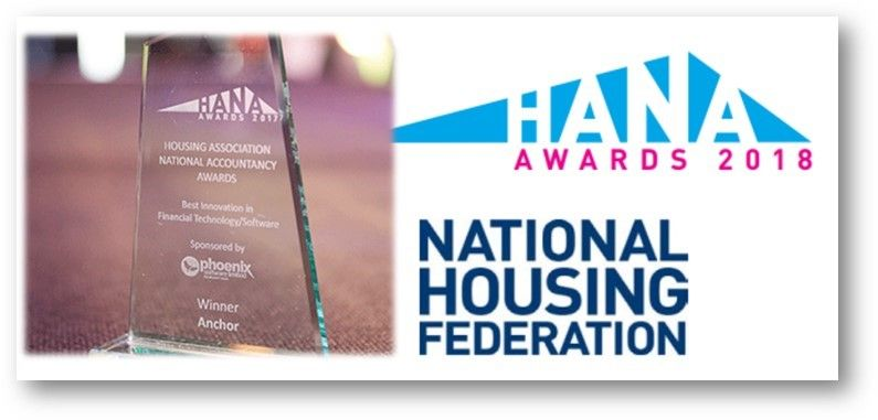 Triangle Housing Nominated for UK Finance Award!