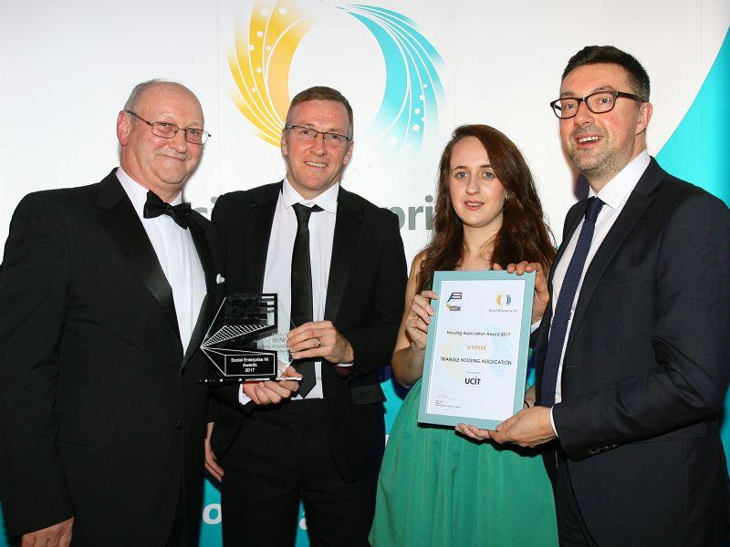 Social Enterprise NI Award Winner 2017